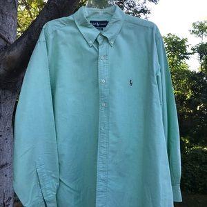 Men's Ralph Lauren Classic Fit Dress Shirt